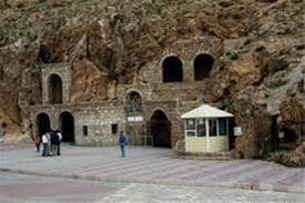 اجاره سوئیت در غار کتله خور ، زنجان ، گرماب