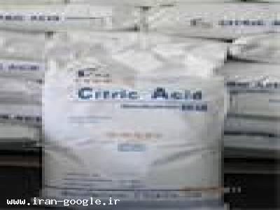 فروش اسید سیتریک آبدار خوراکی(مونو هیدرات)